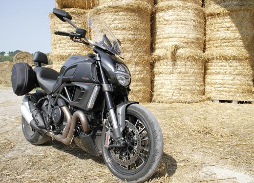 Ducati Diavel Strada: la coppia in coppia! - Foto 2 di 13