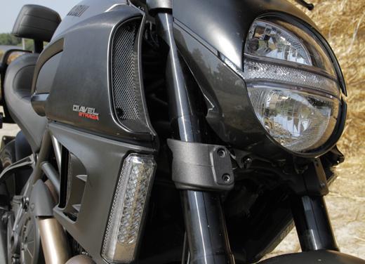 Ducati Diavel Strada: la coppia in coppia! - Foto 4 di 13