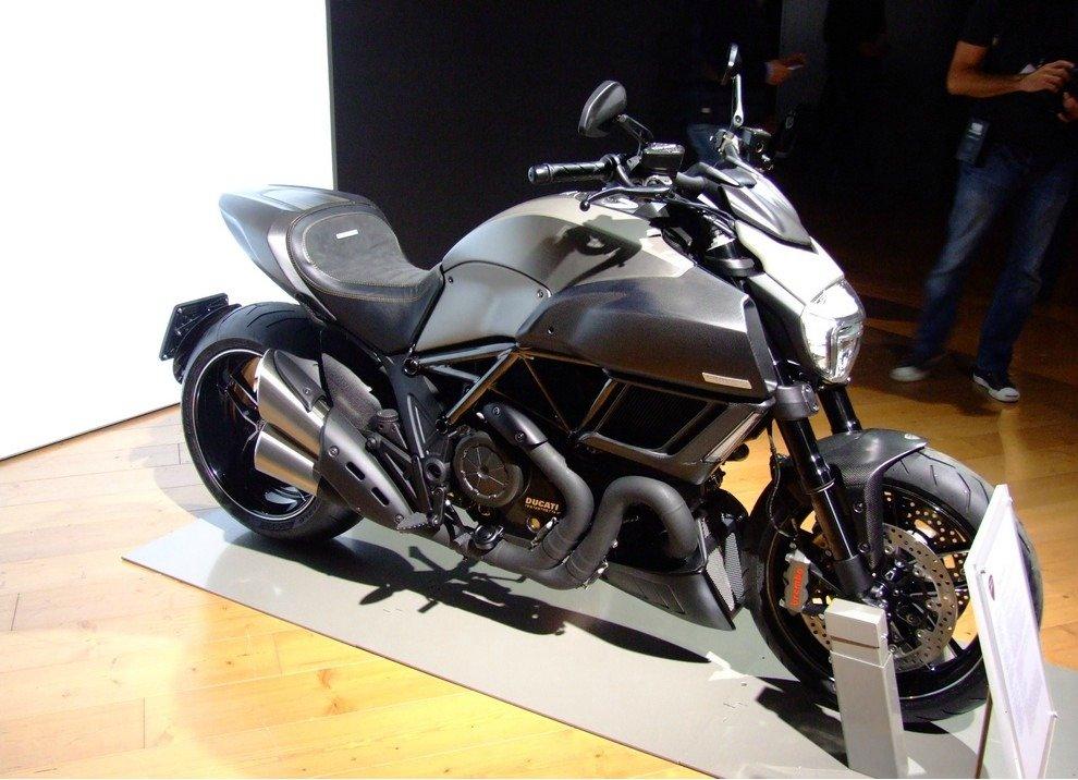 Ducati Diavel Titanium - Foto 7 di 10