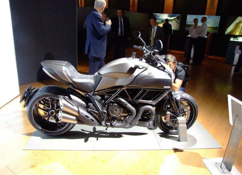 Ducati Diavel Titanium - Foto 9 di 10