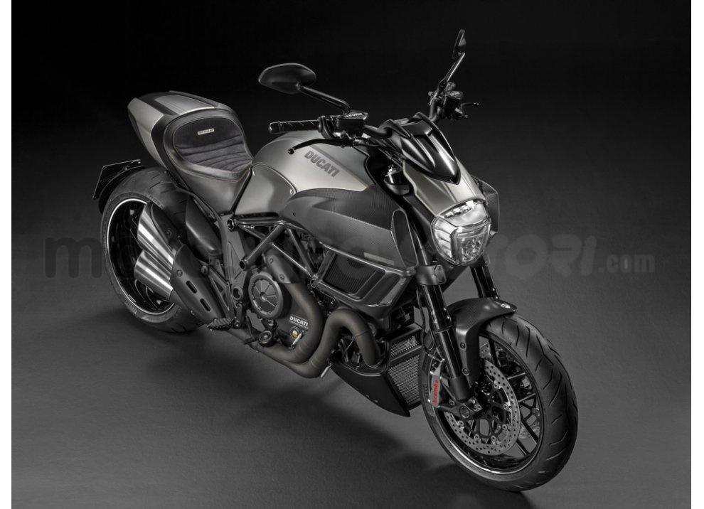 Ducati Diavel Titanium - Foto 1 di 10