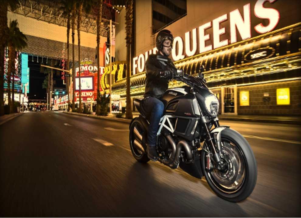 Ducati Diavel. - Foto 4 di 14