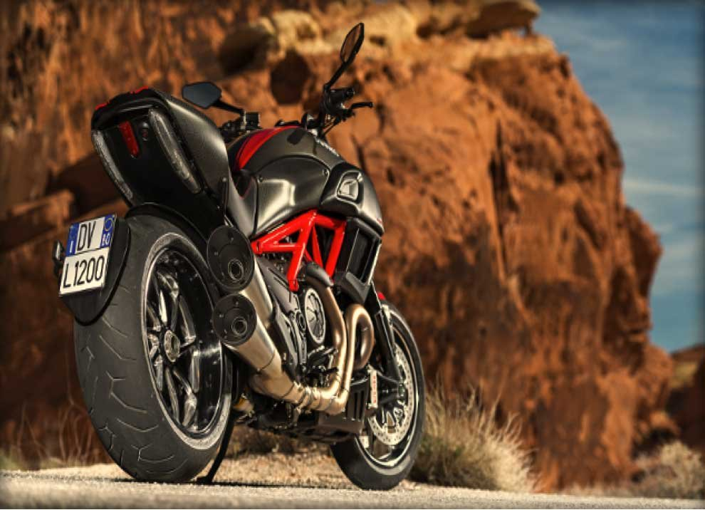 Ducati Diavel. - Foto 5 di 14