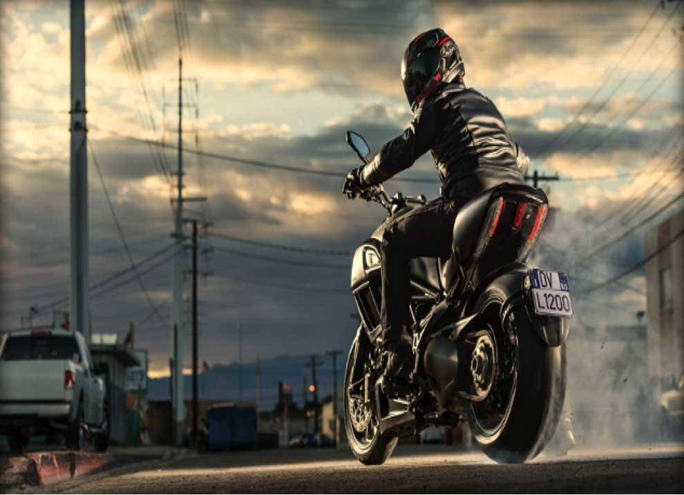 Ducati Diavel. - Foto 6 di 14
