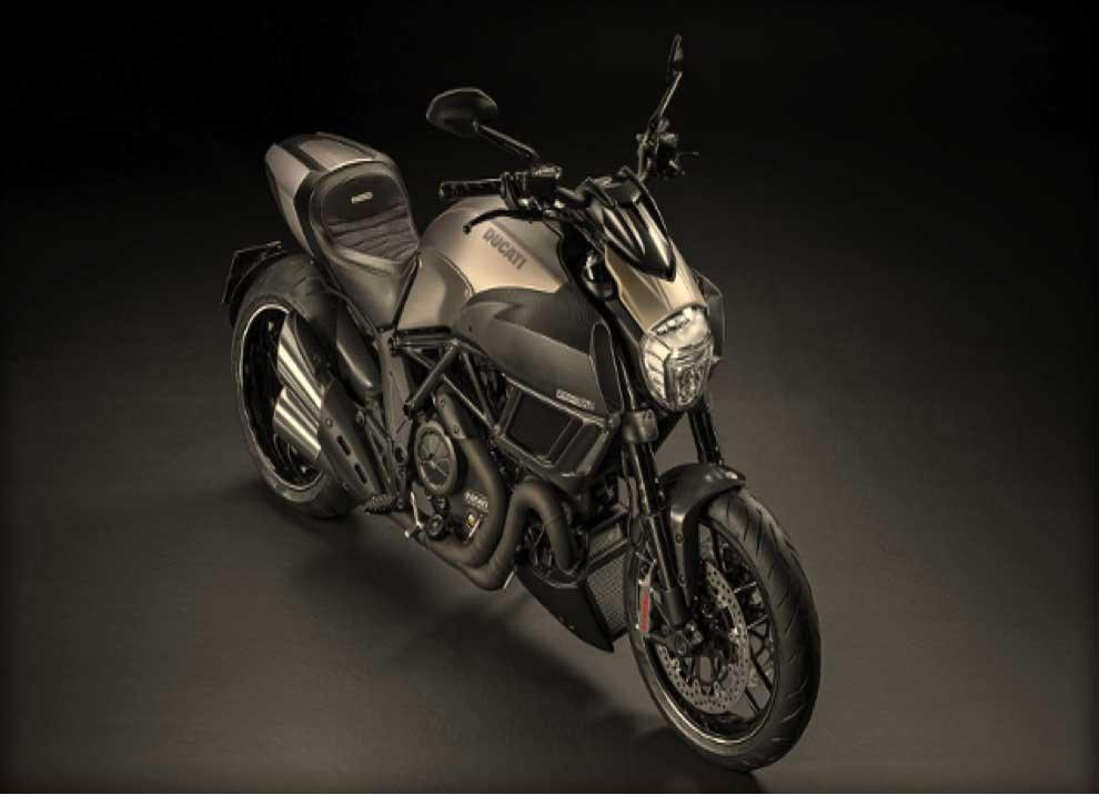 Ducati Diavel. - Foto 9 di 14