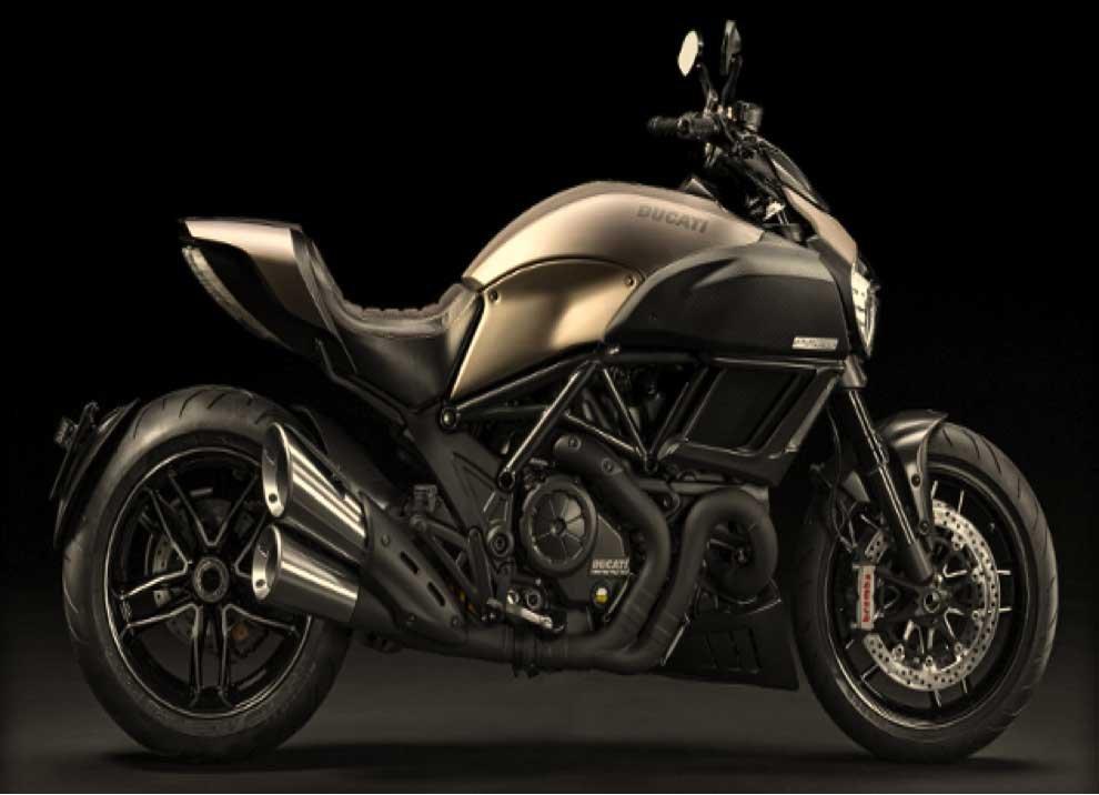 Ducati Diavel. - Foto 10 di 14