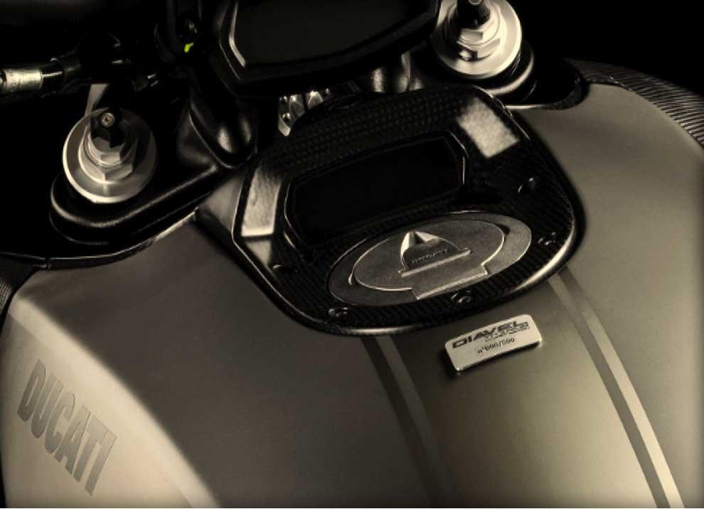 Ducati Diavel. - Foto 11 di 14