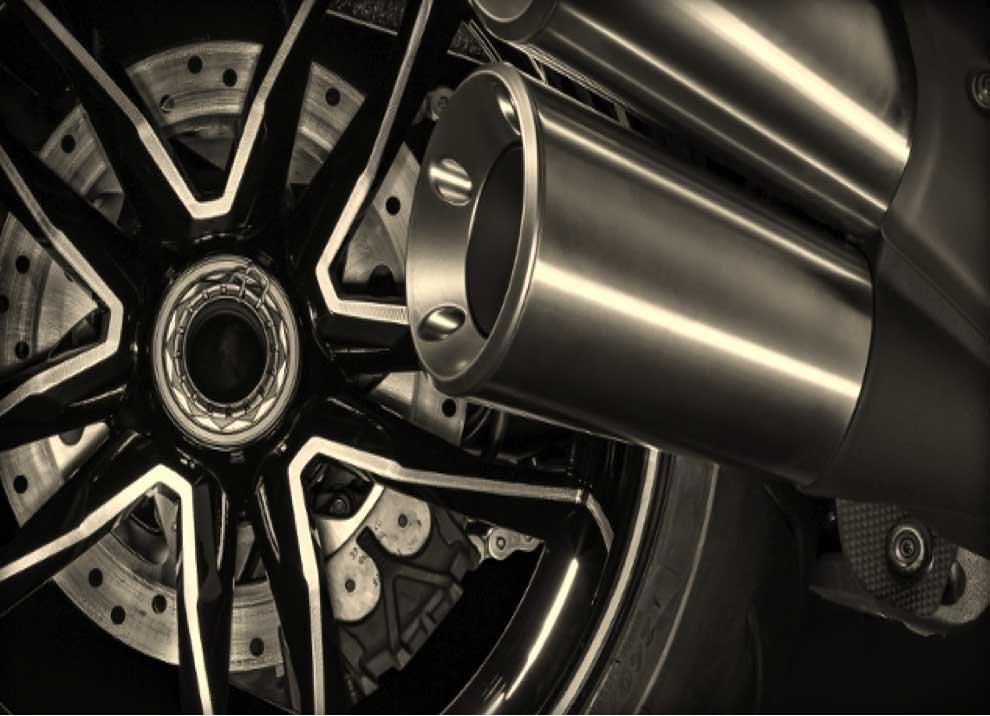 Ducati Diavel. - Foto 12 di 14