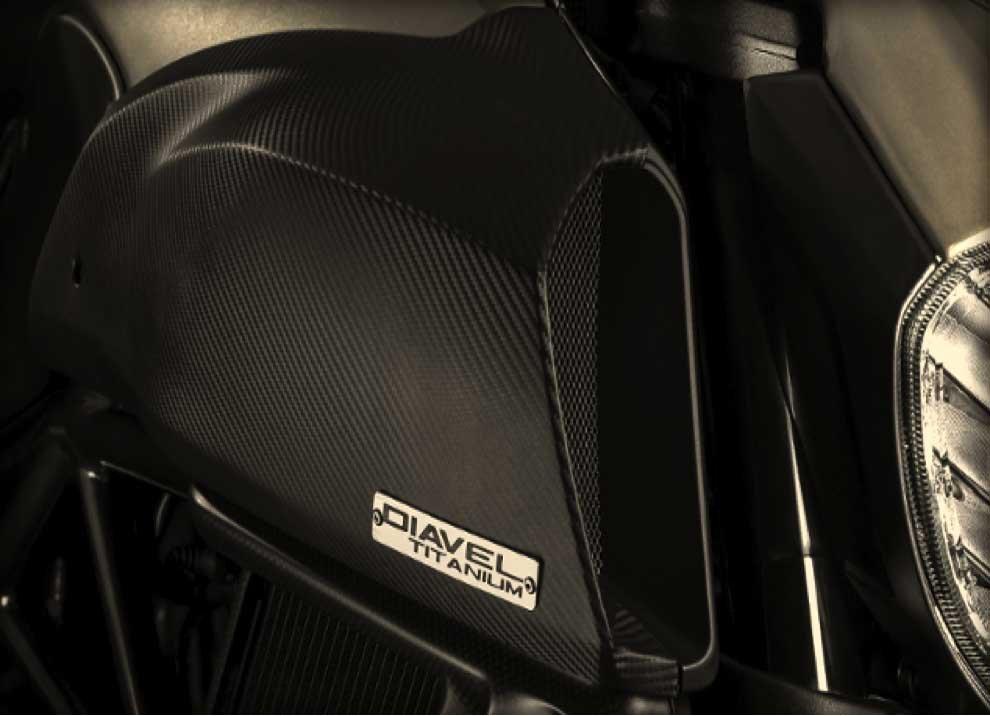 Ducati Diavel. - Foto 13 di 14