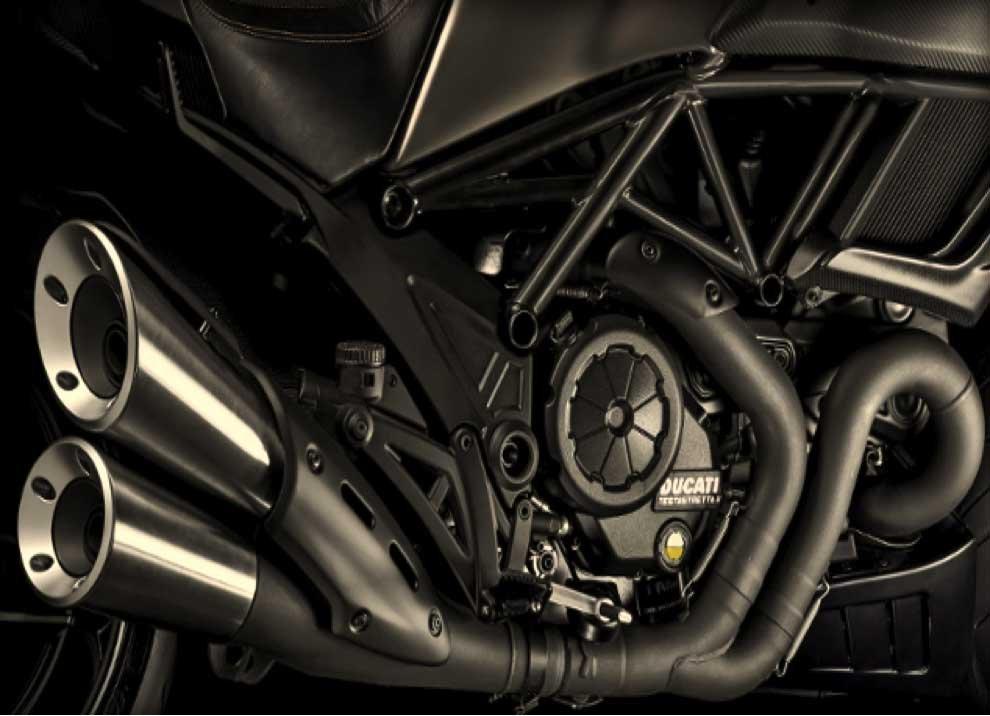Ducati Diavel. - Foto 14 di 14