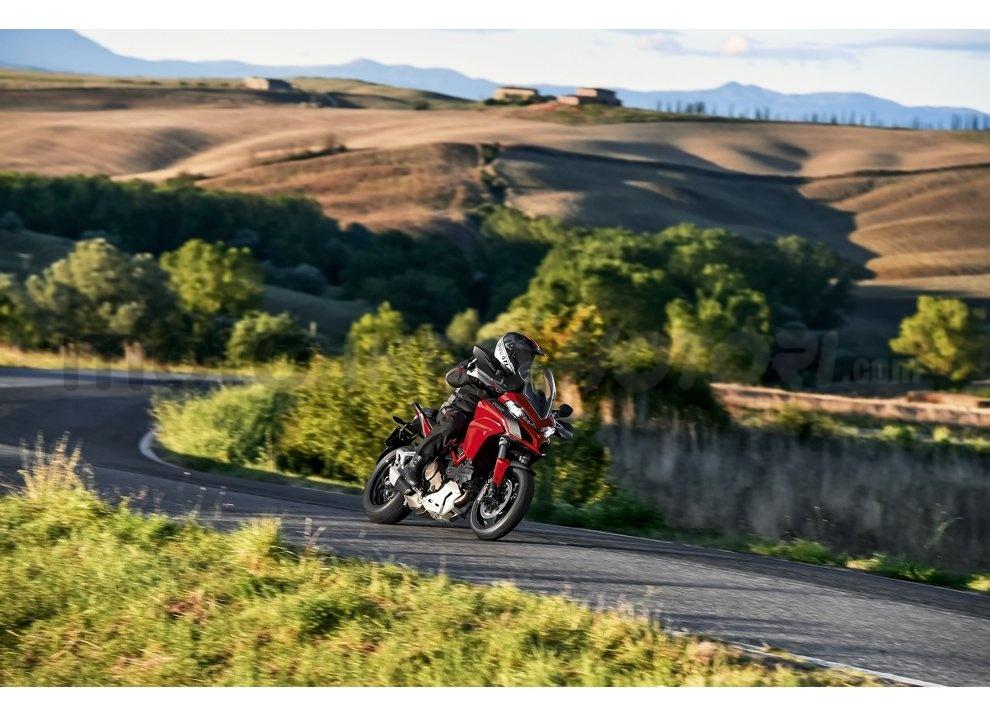 Ducati Dream Tour 2015, arrivano cinque weekend in stile Borgo Panigale sulla Multistrada 1200S