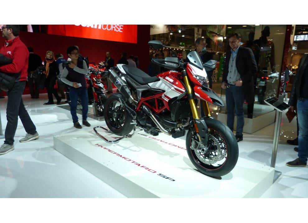 Ducati Hypermotard 939 ed Hyperstrada 2016