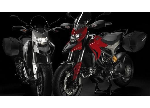 Ducati Hyperstrada, la nuova motard da turismo a 155 euro al mese - Foto 3 di 5