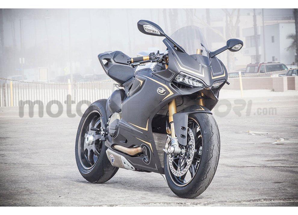 Ducati KH9 Panigale di Roland Sands - Foto 1 di 22