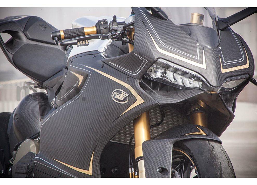 Ducati KH9 Panigale di Roland Sands - Foto 3 di 22