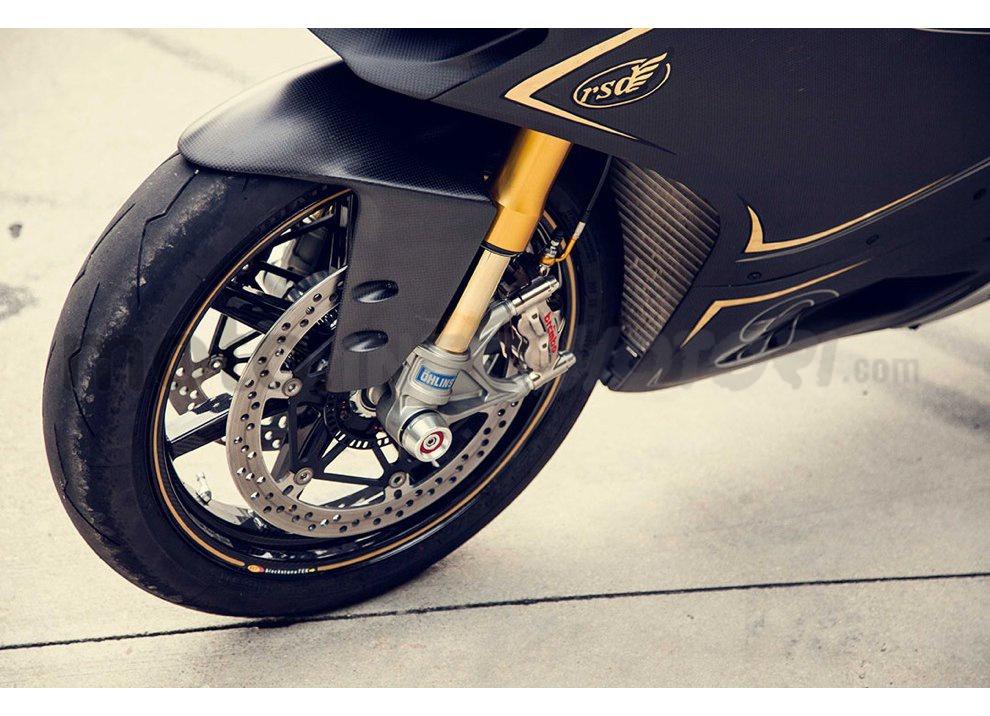 Ducati KH9 Panigale di Roland Sands - Foto 7 di 22