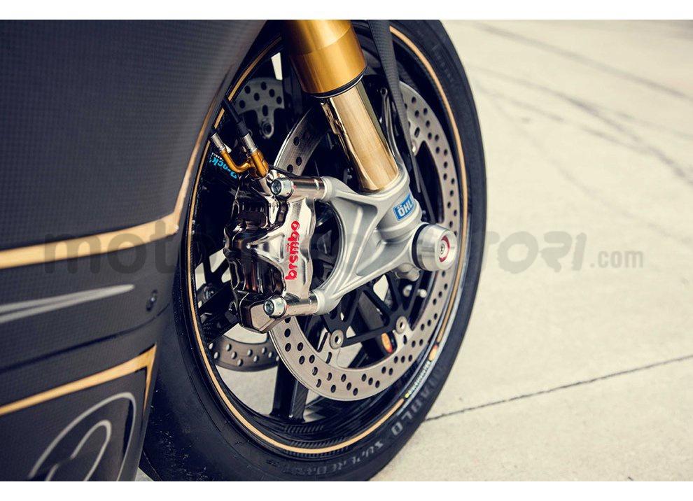 Ducati KH9 Panigale di Roland Sands - Foto 8 di 22
