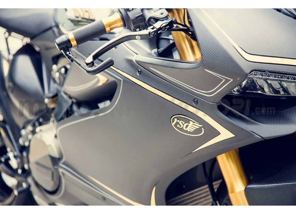 Ducati KH9 Panigale di Roland Sands - Foto 10 di 22