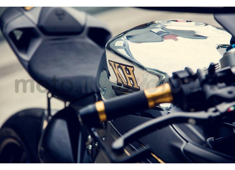 Ducati KH9 Panigale di Roland Sands - Foto 11 di 22