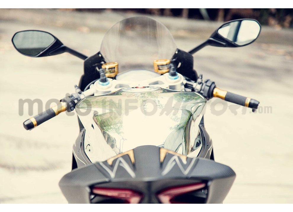 Ducati KH9 Panigale di Roland Sands - Foto 13 di 22