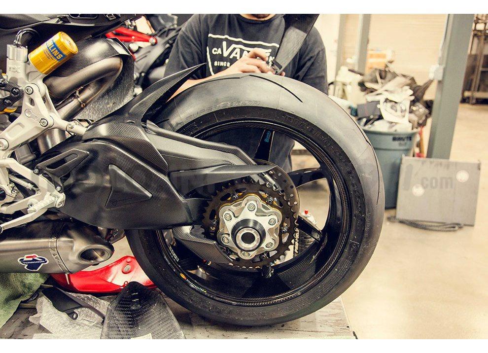 Ducati KH9 Panigale di Roland Sands - Foto 16 di 22