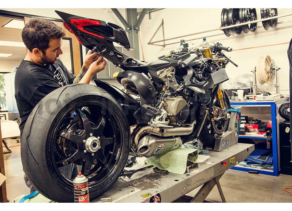 Ducati KH9 Panigale di Roland Sands - Foto 19 di 22