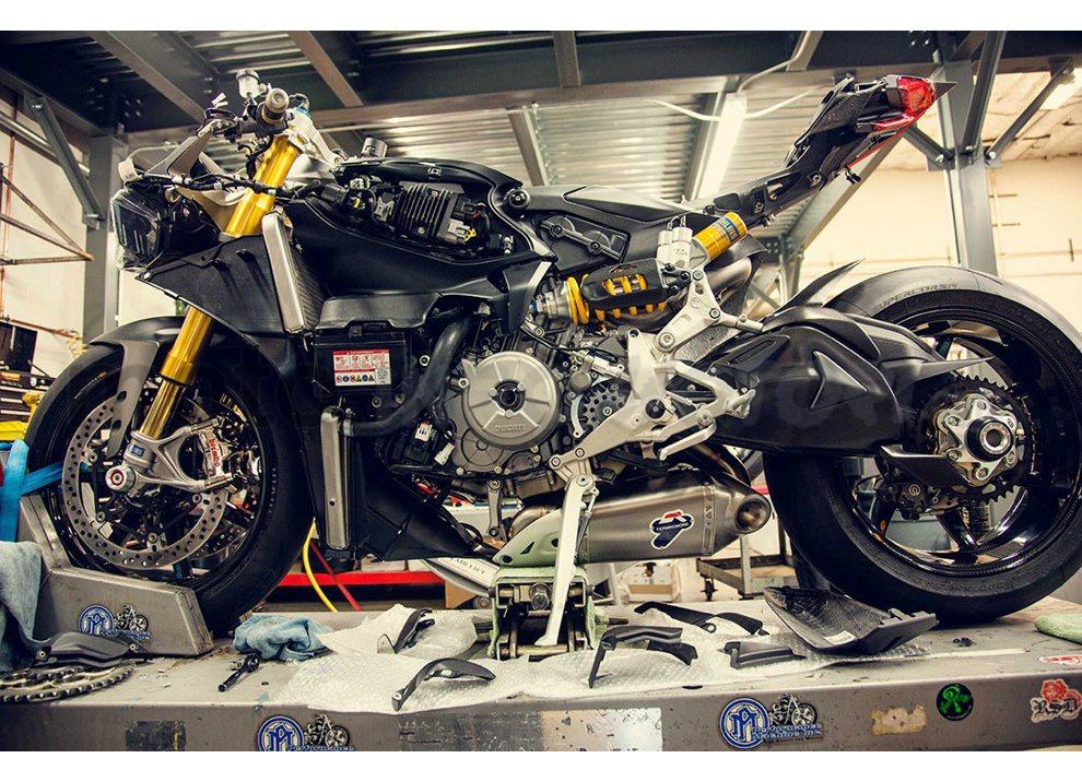 Ducati KH9 Panigale di Roland Sands - Foto 20 di 22