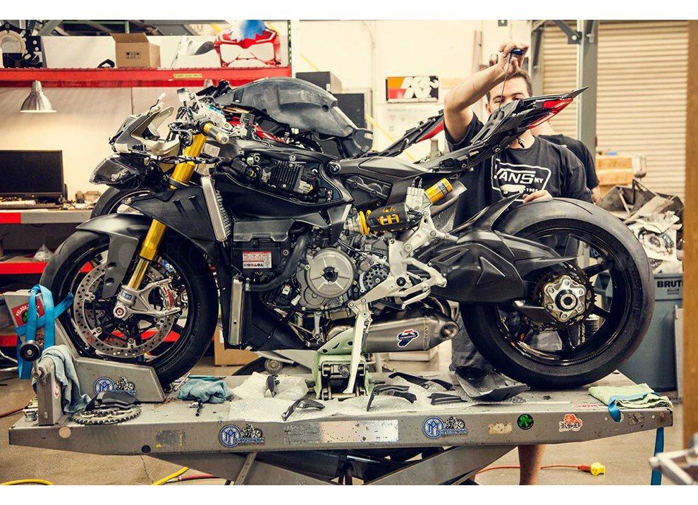 Ducati KH9 Panigale di Roland Sands - Foto 22 di 22