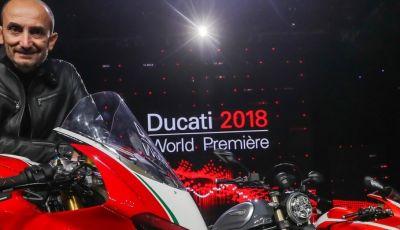 Ducati, 2017 da incorniciare