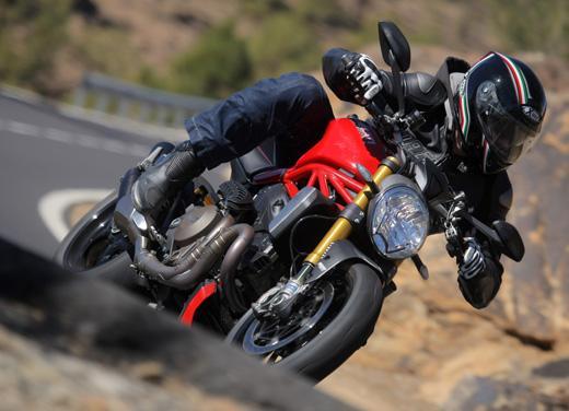 Ducati Monster 1200 S test ride - Foto 4 di 11