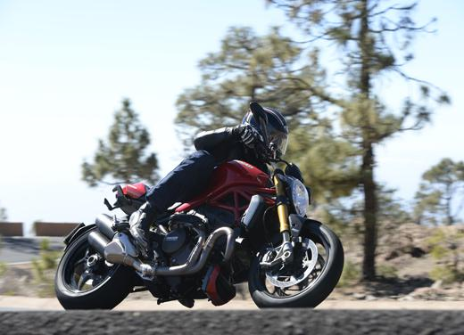 Ducati Monster 1200 S test ride - Foto 6 di 11