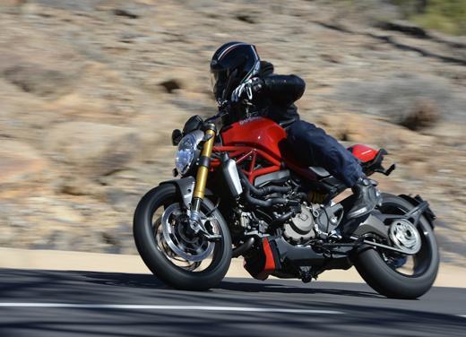 Ducati Monster 1200 S test ride - Foto 1 di 11