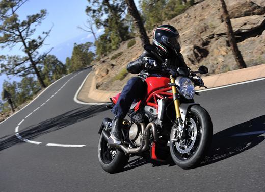 Ducati Monster 1200 S test ride - Foto 8 di 11