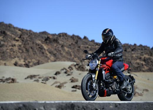 Ducati Monster 1200 S test ride - Foto 10 di 11