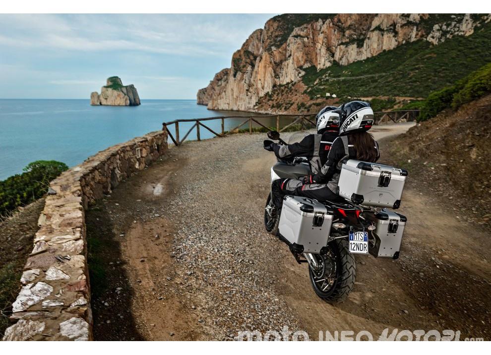 Ducati Multistrada 1200 Enduro, la web series - Foto 3 di 11