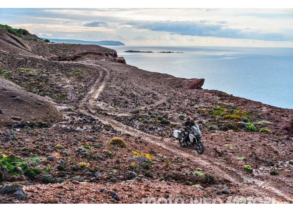 Ducati Multistrada 1200 Enduro, la web series - Foto 4 di 11