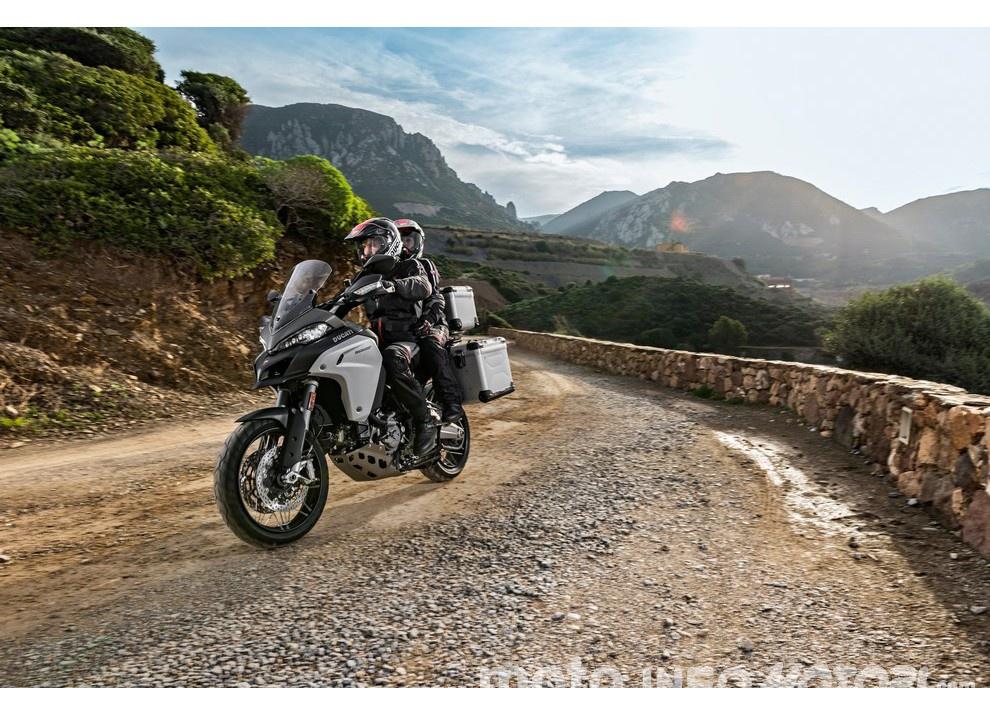 Ducati Multistrada 1200 Enduro, la web series - Foto 5 di 11