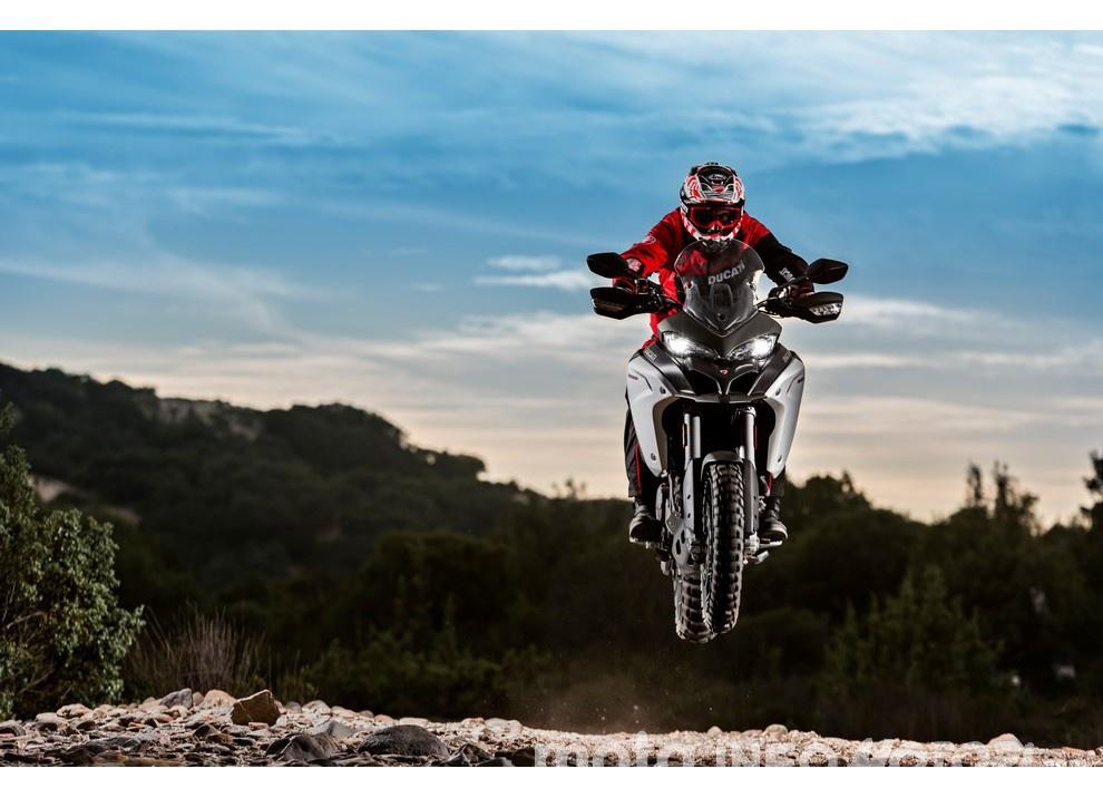 Ducati Multistrada 1200 Enduro, la web series - Foto 2 di 11