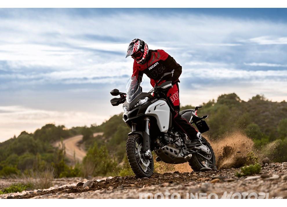 Ducati Multistrada 1200 Enduro, la web series - Foto 6 di 11