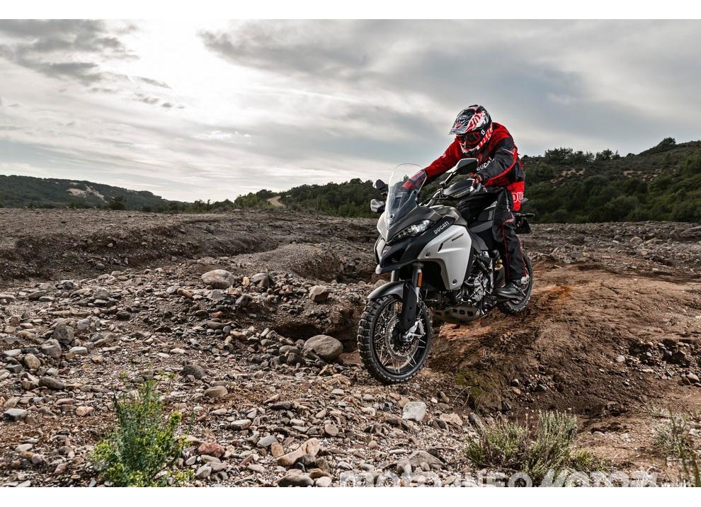 Ducati Multistrada 1200 Enduro, la web series - Foto 7 di 11