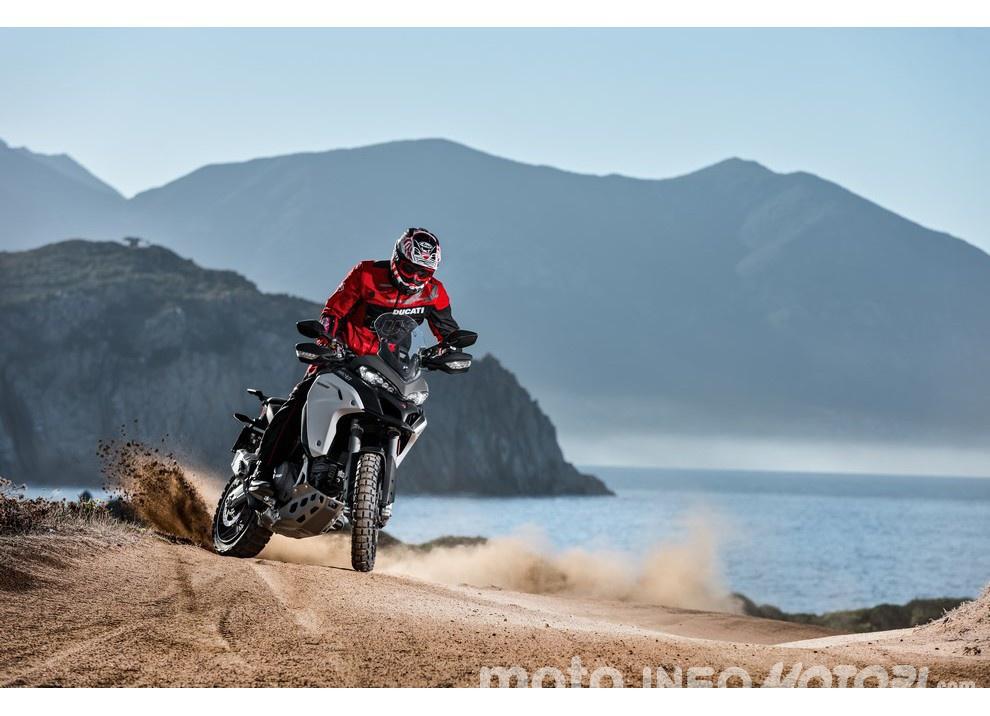 Ducati Multistrada 1200 Enduro, la web series