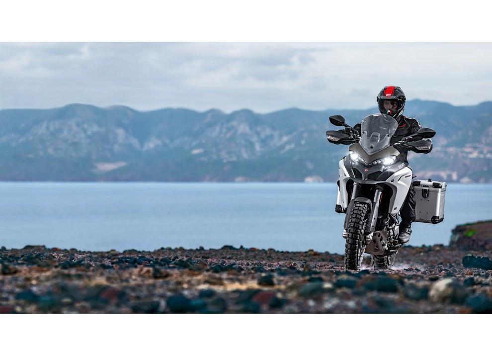 Ducati Multistrada 1200 Enduro, la web series - Foto 8 di 11