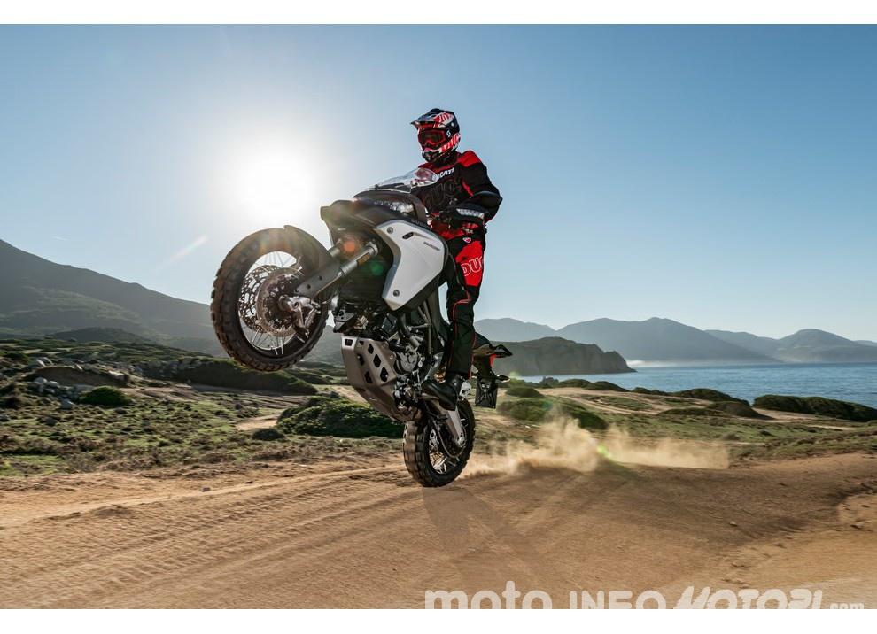 Ducati Multistrada 1200 Enduro, la web series - Foto 9 di 11