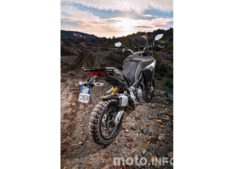 Ducati Multistrada 1200 Enduro, la web series - Foto 10 di 11