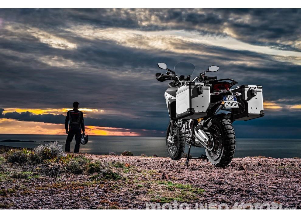 Ducati Multistrada 1200 Enduro, la web series - Foto 11 di 11