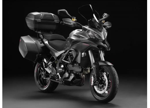Ducati Multistrada 1200: promozione sugli accessori Ducati Performance e finanziamenti dedicati