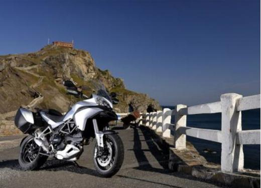 Ducati Multistrada 1200, prosegue la promozione sulla enduro stradale Ducati