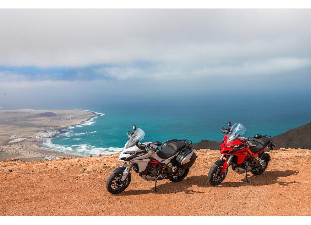 Ducati Multistrada 2015: Test ride, prestazioni e prezzi