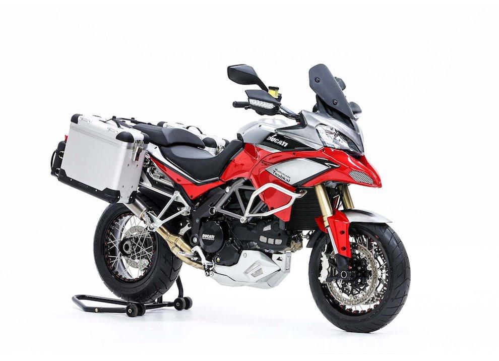 Ducati Multistrada Adventure 2015: arriverà presto la maxienduro