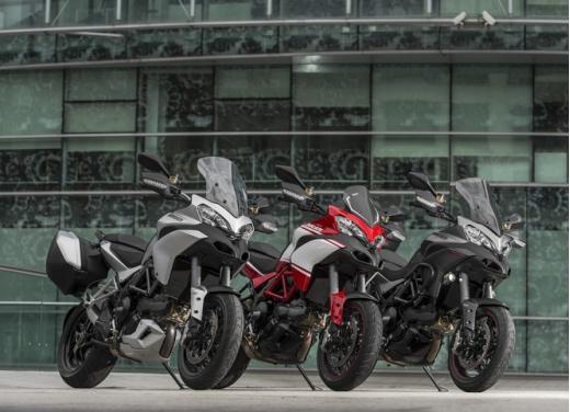 Ducati Multistrada: come funzionano le sospensioni semi-attive SkyHook